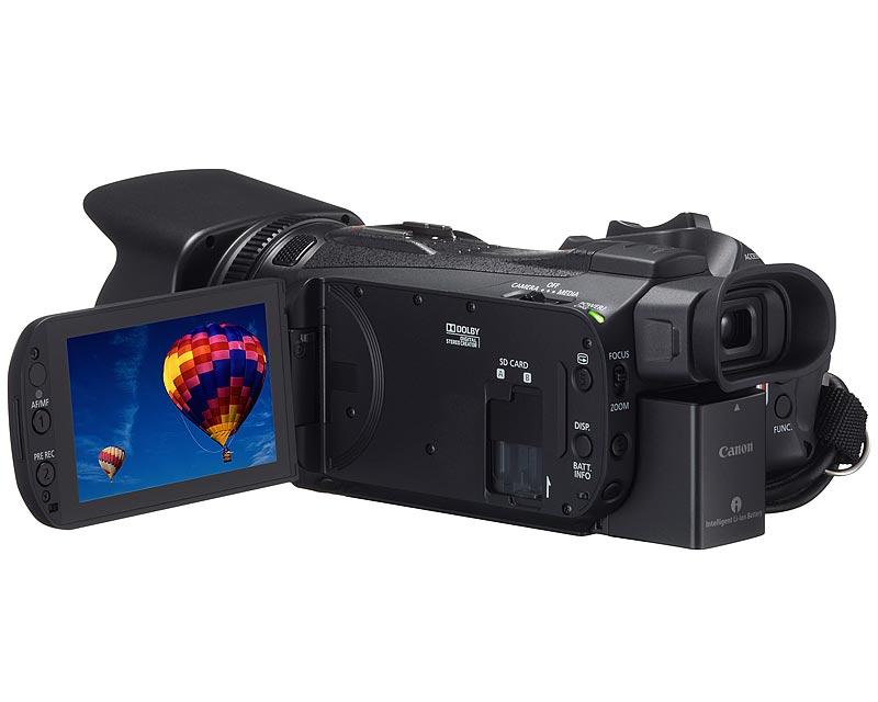 Новые видеокамеры 2017 года для профессионалов