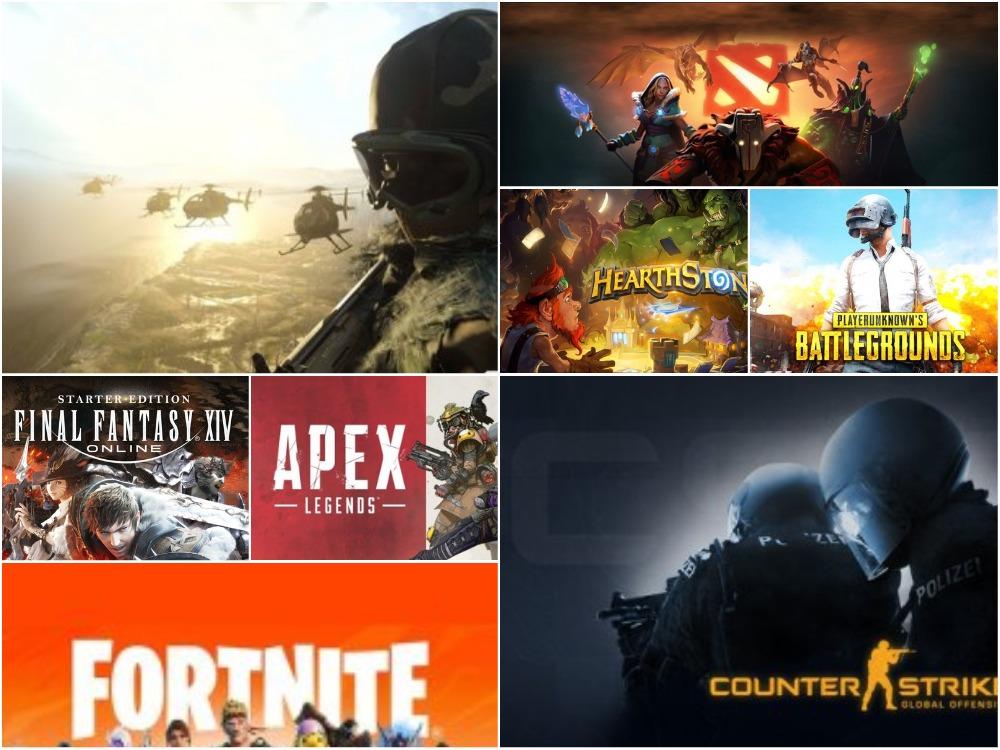 Топ-10 Самые популярные и лучшие онлайн игры бесплатно 2021